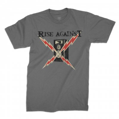 rise-against - Siren Song Tee (Grey)