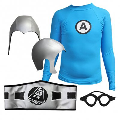 the-aquabats - Full Costume Kit (Youth)