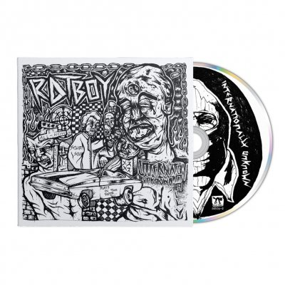 RAT BOY - INTERNATIONALLY UNKNOWN CD