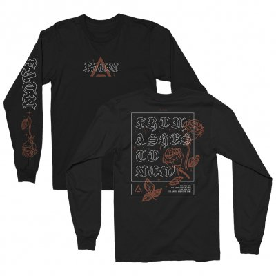Always The Same Long Sleeve Tee (Black)