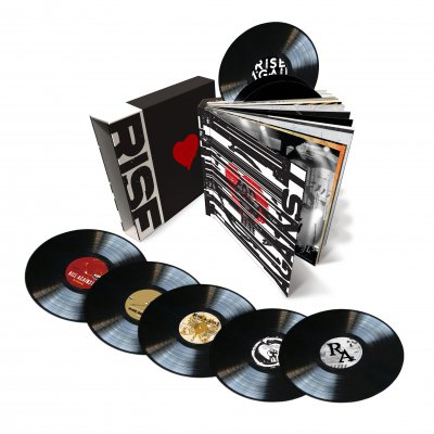 rise-against - Vinyl Box Set 8xLP (Black 180g)