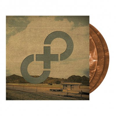 vagrant - Stay Positive - Deluxe Edition 3xLP (Brown)