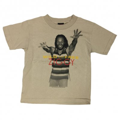ziggy-marley - Wild And Free Youth Tee (Natural)