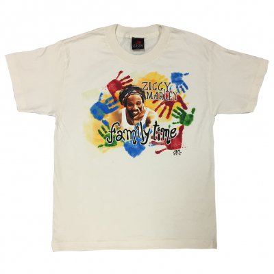 ziggy-marley - Family Time Youth Tee (Cream)