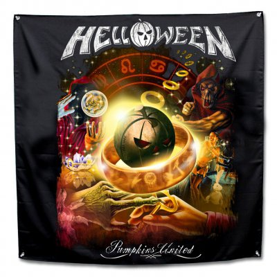 helloween - Collage Flag