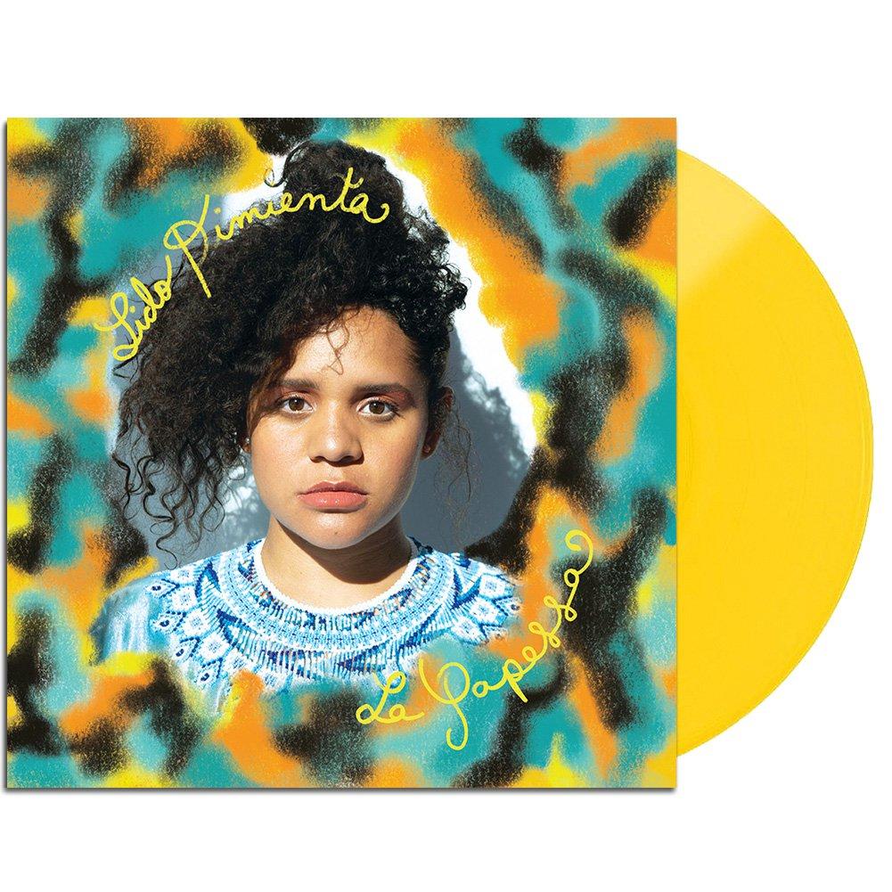 IMAGE | La Papessa LP (Yellow)