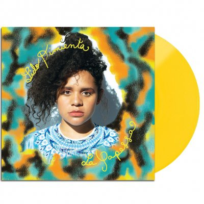 anti-records - La Papessa LP (Yellow)