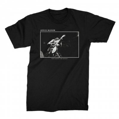 joyce-manor - Chase Live T-Shirt (Black)