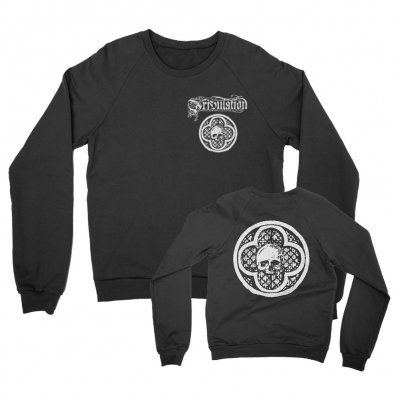 tribulation - Down Below Crew Neck (Black)