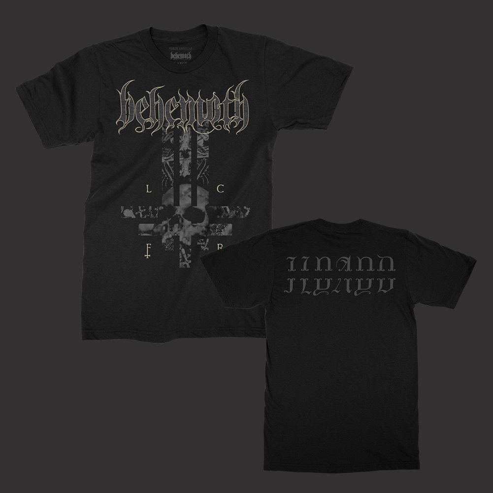 BEHEMOTH 1 Black T Shirt