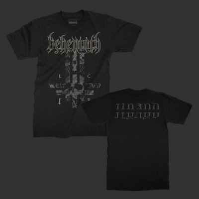 behemoth - LCFR Cross T-Shirt (Black)