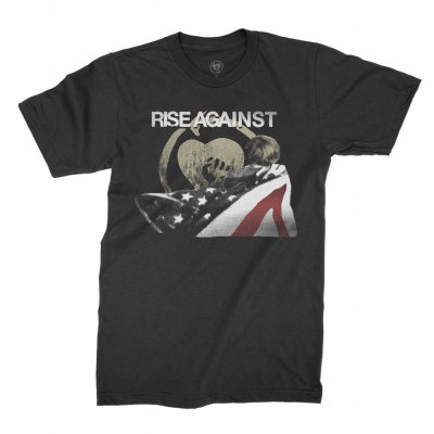 rise-against - Endgame Tee (Black)