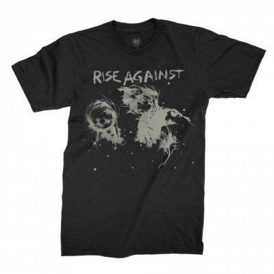 rise-against - Sufferer Tee (Black)