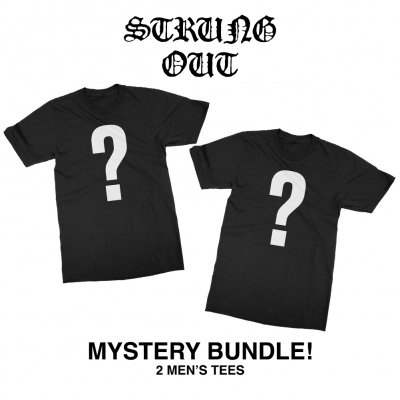 strung-out - Mystery Bundle (2 Mens Tees)