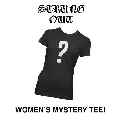 strung-out - Women's Mystery Tee (1 Women's Tee)