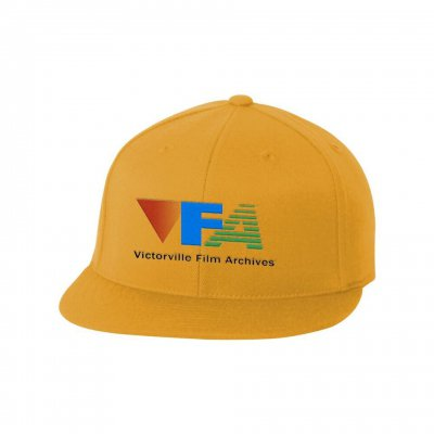 on-cinema-live - Victorville Film Archives Snapback (Yellow)