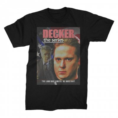 on-cinema-live - Decker Tee (Black)