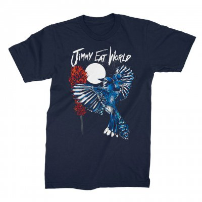 jimmy-eat-world - Blue Jay Tee (Navy)