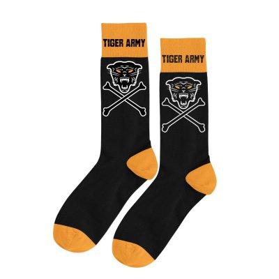 tiger-army - TigerBat Crossbones Socks