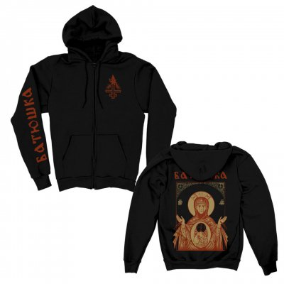 batushka - Mary Blood Zip Up (Black)