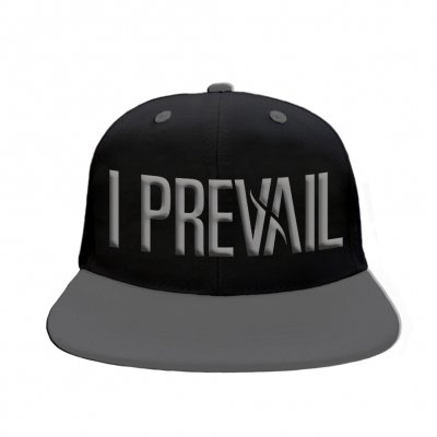 i-prevail - Logo Snapback (Grey/Black)