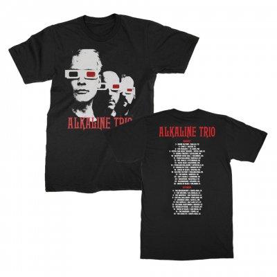 alkaline-trio - Admat Tee (Black)