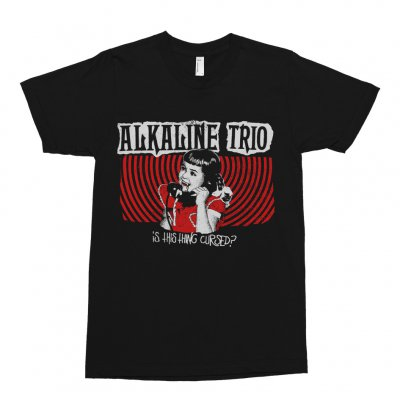 alkaline-trio - Possessed Women's Tee (Black)