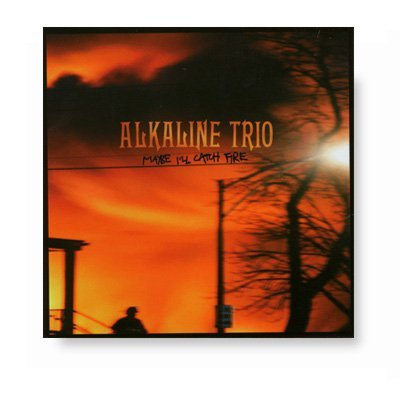 Alkaline Trio - Maybe I'll Catch Fire CD