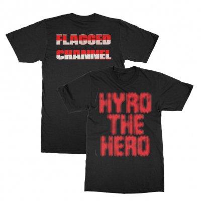 hyro-the-hero - SIGNED Logo Tee (Black)