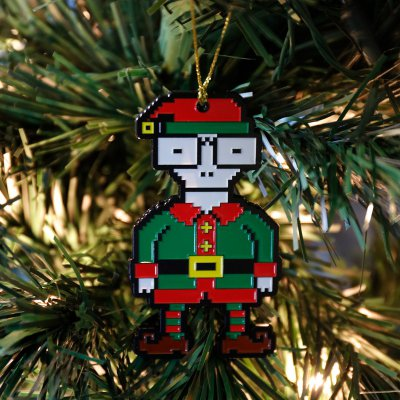 descendents - 2018 Holiday Elves Ornament