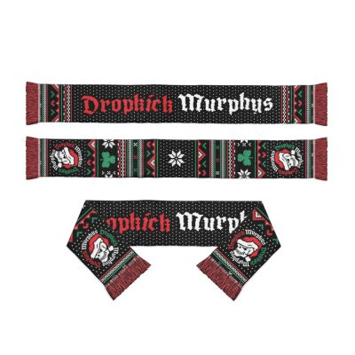 dropkick-murphys - Holiday Scarf