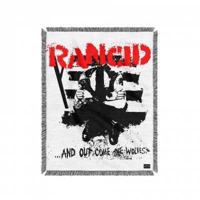 rancid - AOCTW Throw Blanket