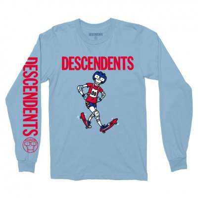 descendents - Freestyle Long Sleeve (Light Blue)