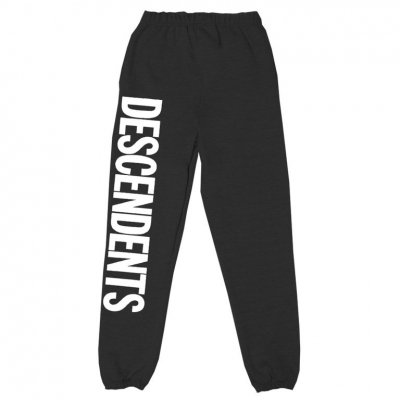 descendents - Logo Sweatpants (Black)