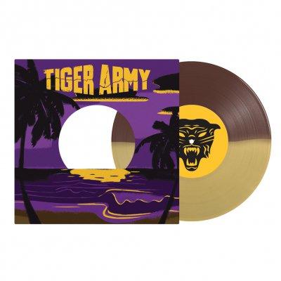 "tiger-army - Dark Paradise 7"" EP (Dark & Stormy)"