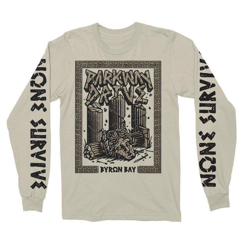 IMAGE   None Survive Long Sleeve (Natural)