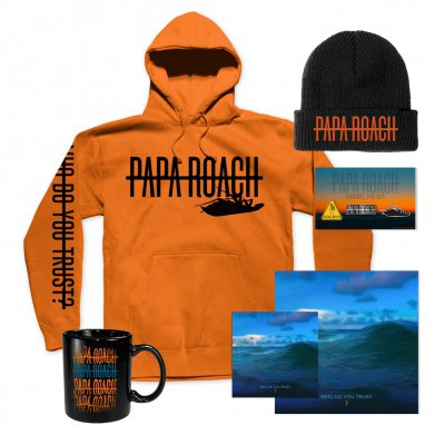 papa-roach - Winter CD Bundle