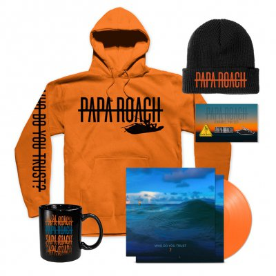 papa-roach - Winter LP Bundle