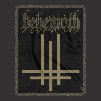 behemoth - Triumviratus Throw Blanket
