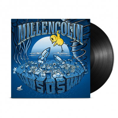 millencolin - SOS LP (Black)