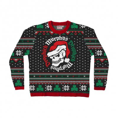dropkick-murphys - 2018 Christmas Sweater