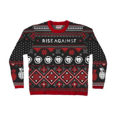 rise-against - 2018 Christmas Sweater