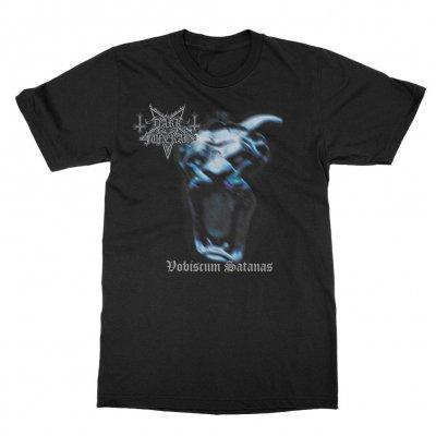 dark-funeral - Vobiscum Satanas T-Shirt (Black)