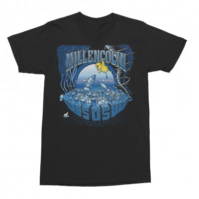 millencolin - SOS T-Shirt (Black)