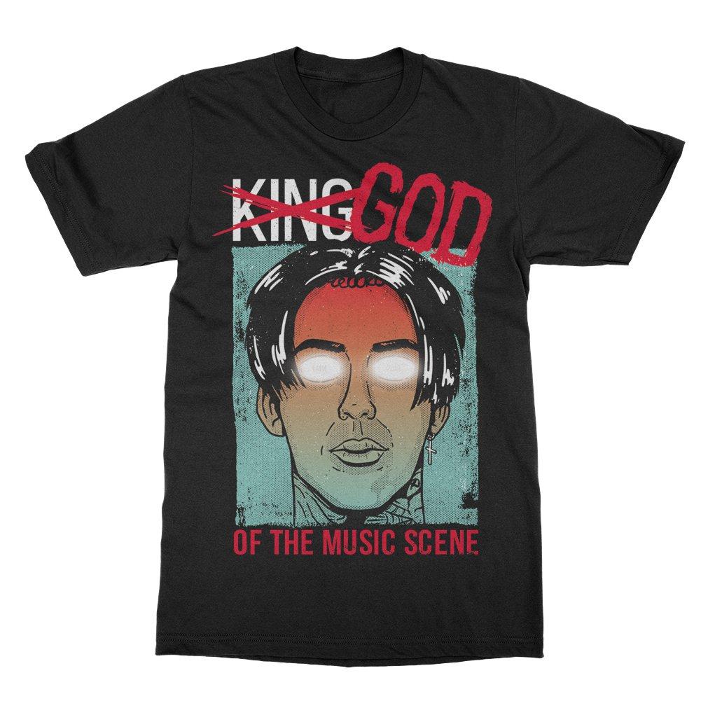 IMAGE | King God Tee (Black)