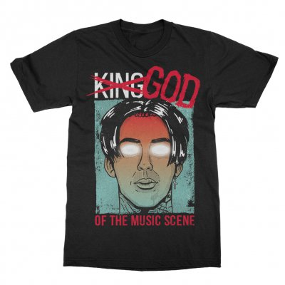 King God Tee (Black)