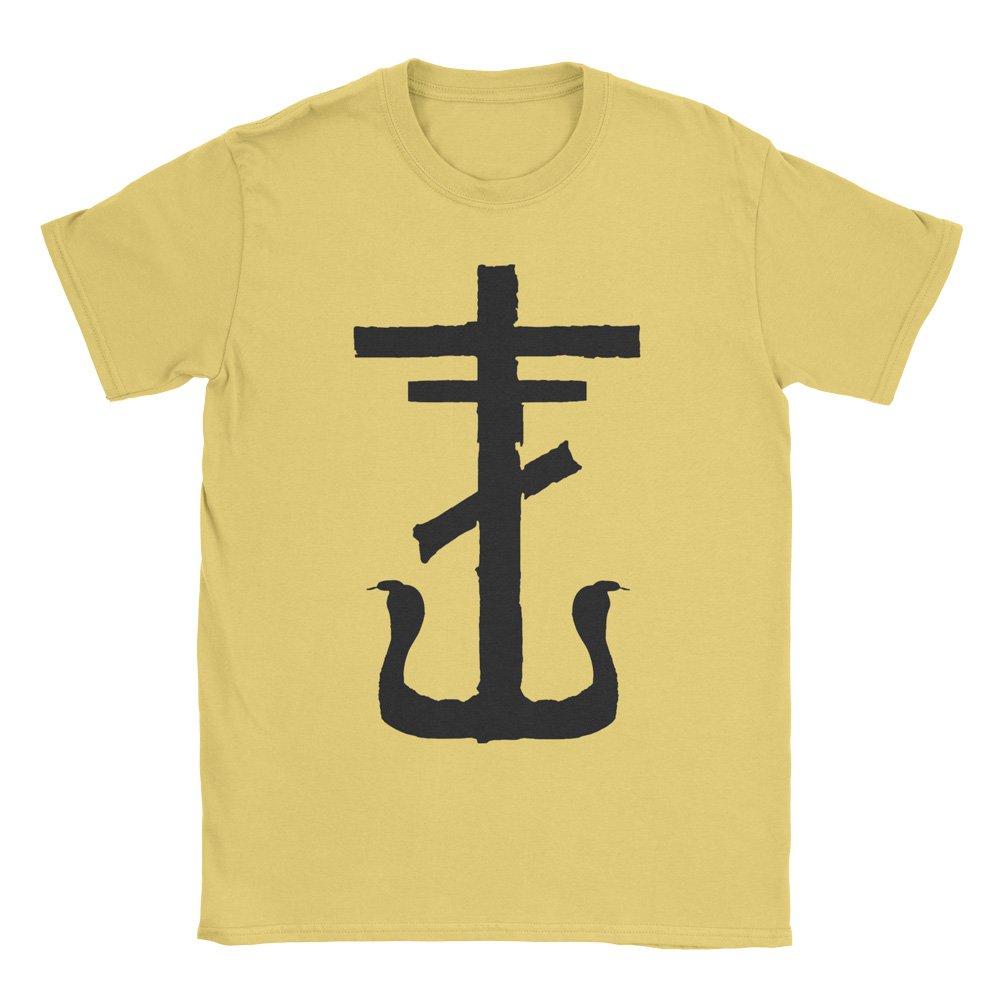 IMAGE | Cross Tee (Yellow)