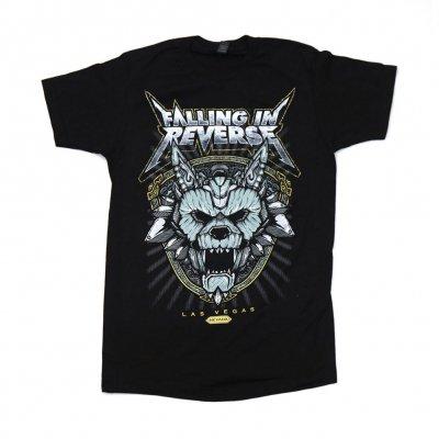 falling-in-reverse - Wolf Tee (Black)