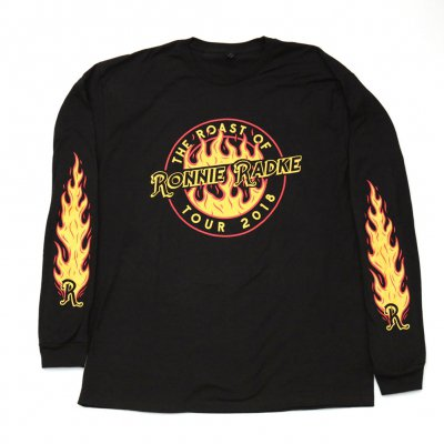 Ronnie Roast Long Sleeve (Black)