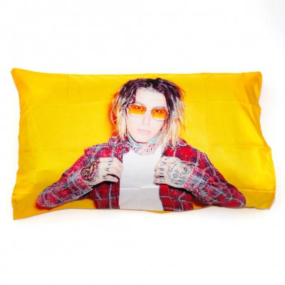 falling-in-reverse - Pillowcase (Yellow)